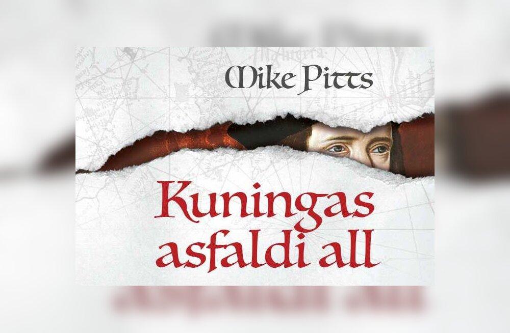 """KATKEND RAAMATUST """"Kuningas asfaldi all: kuidas arheoloogid leidsid Richard III"""""""