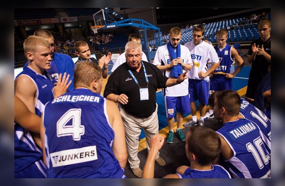 Eesti-Sloveenia EM U20