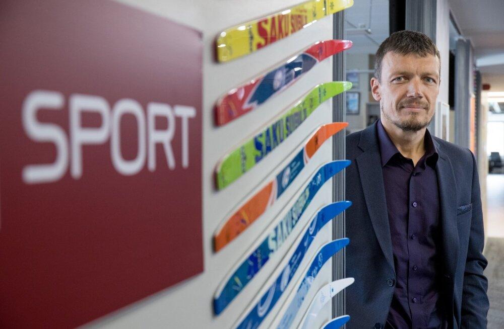 Rivo Saarna arvates võiks ETV sporditoimetuse töö kohta rohkemgi kriitikat tulla.