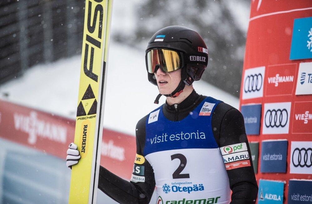 BLOGI | Kristjan Ilves kukkus MM-i hüppevoorus ja loobus suusasõidust, kahevõistluse kuld Saksamaale