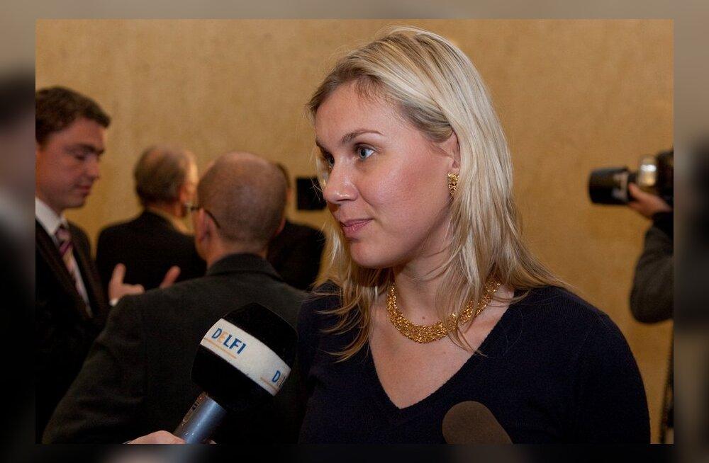 Kadri Simson: peaministri kõne oli taktikaline käik, mitte siiras üleöö muutumine.