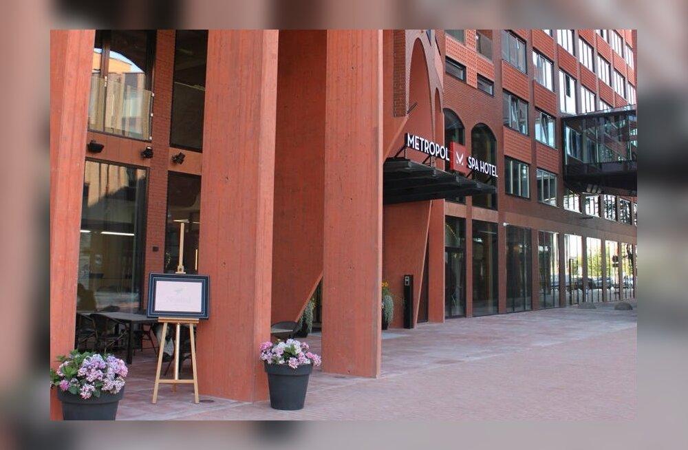 Metropol Spa hotell.