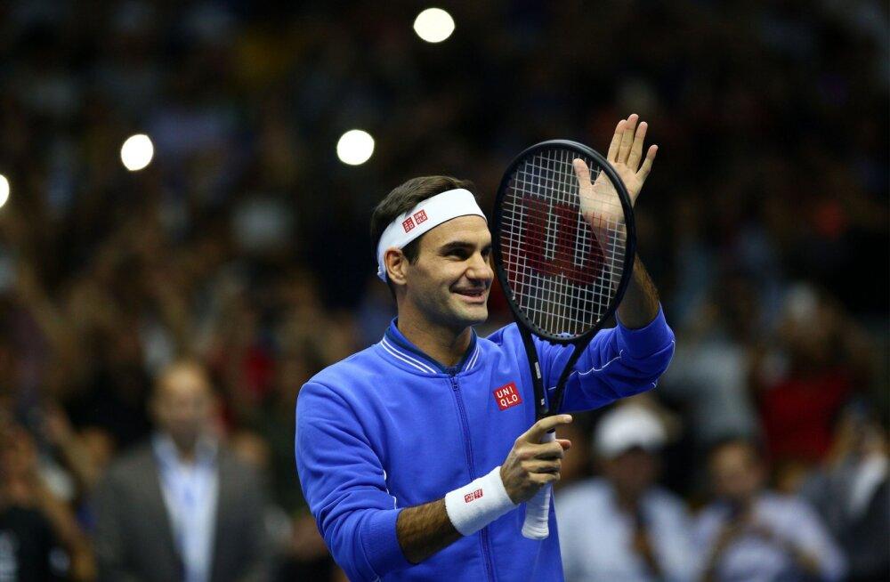 Roger Federer: esmakordselt mõtlesin karjääri lõpetamisele 10 aastat tagasi, aga siin ma nüüd olen