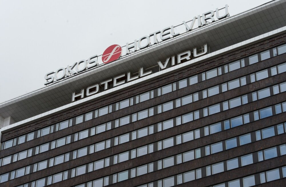 Viru hotell.