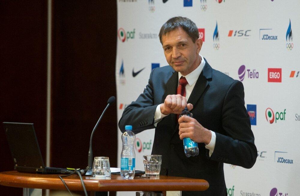 Aasta tagasi jagas Urmas Sõõrumaa EOK presidendi valimistel hulga lubadusi, mida täita pole veel õnnestunud.