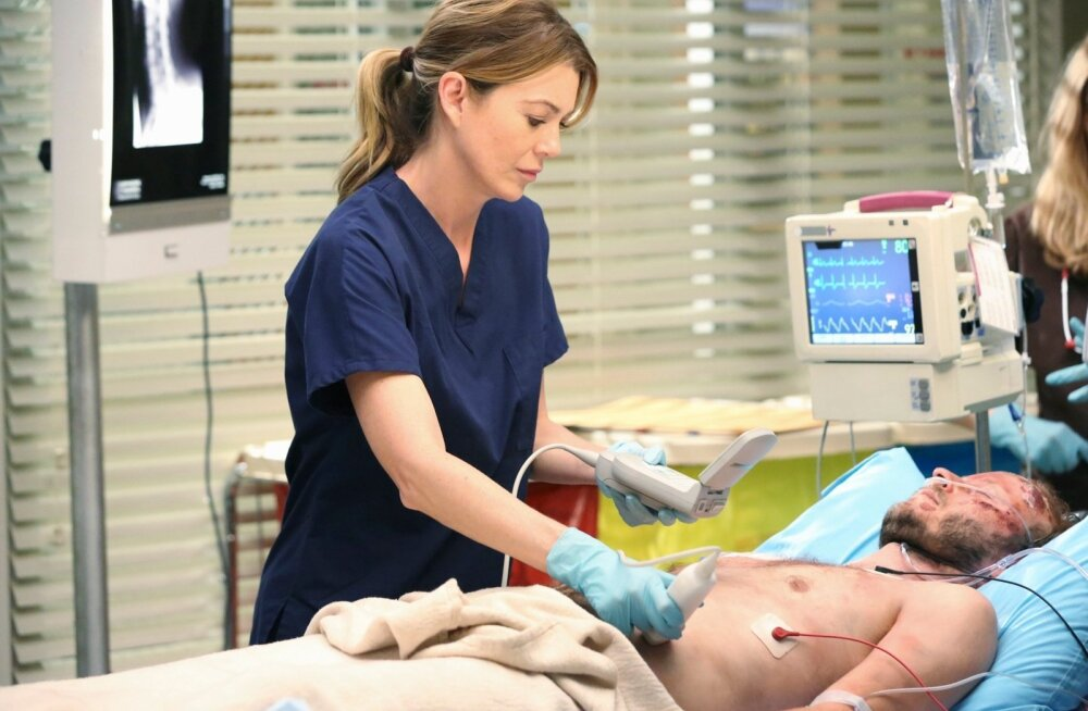 Grey s Anatomy, Ellen Pompeo