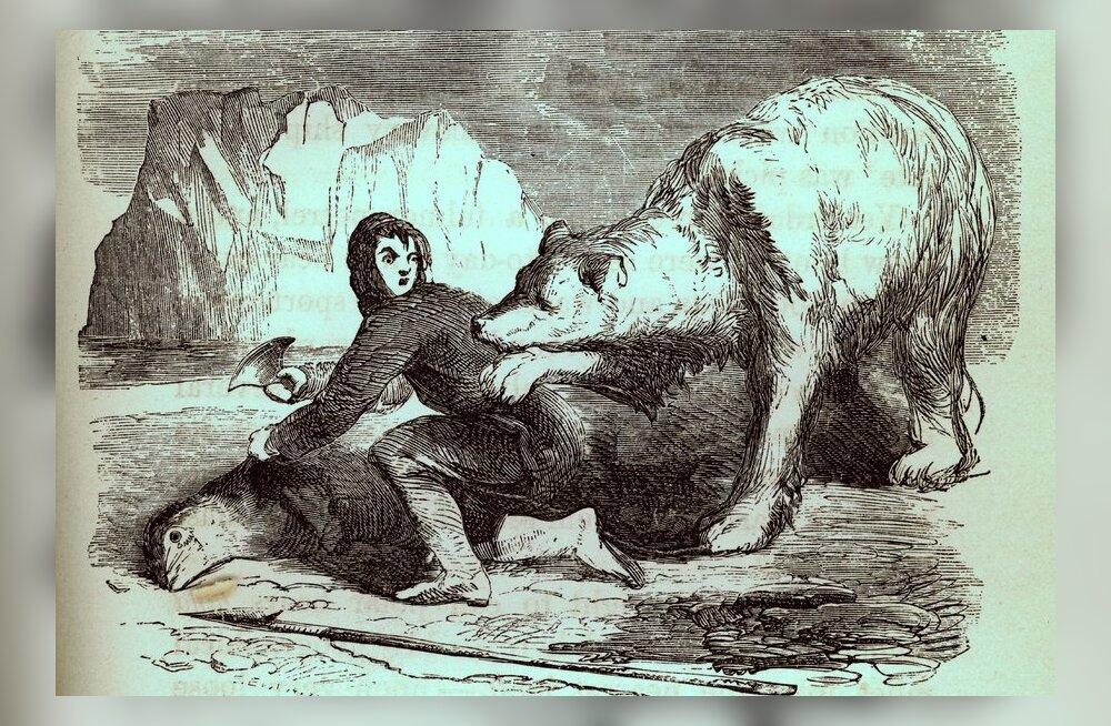 Hülged peletasid viikingite järeltulijad Gröönimaalt