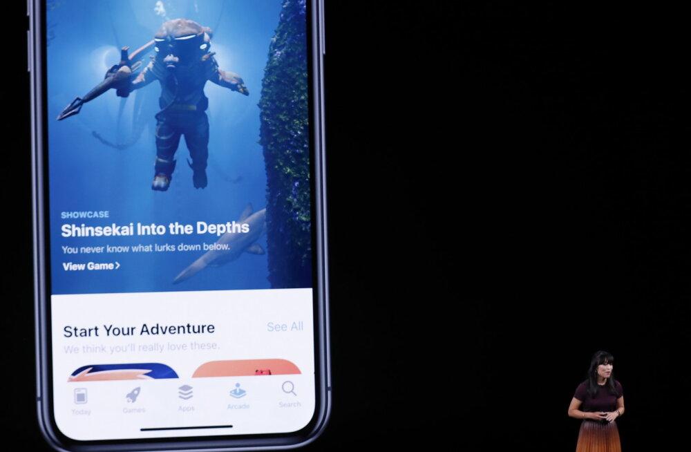 """""""Puhata ja mängida"""": Apple Arcade on parim asi, mis mobiilimängudega on üldse kunagi juhtunud"""