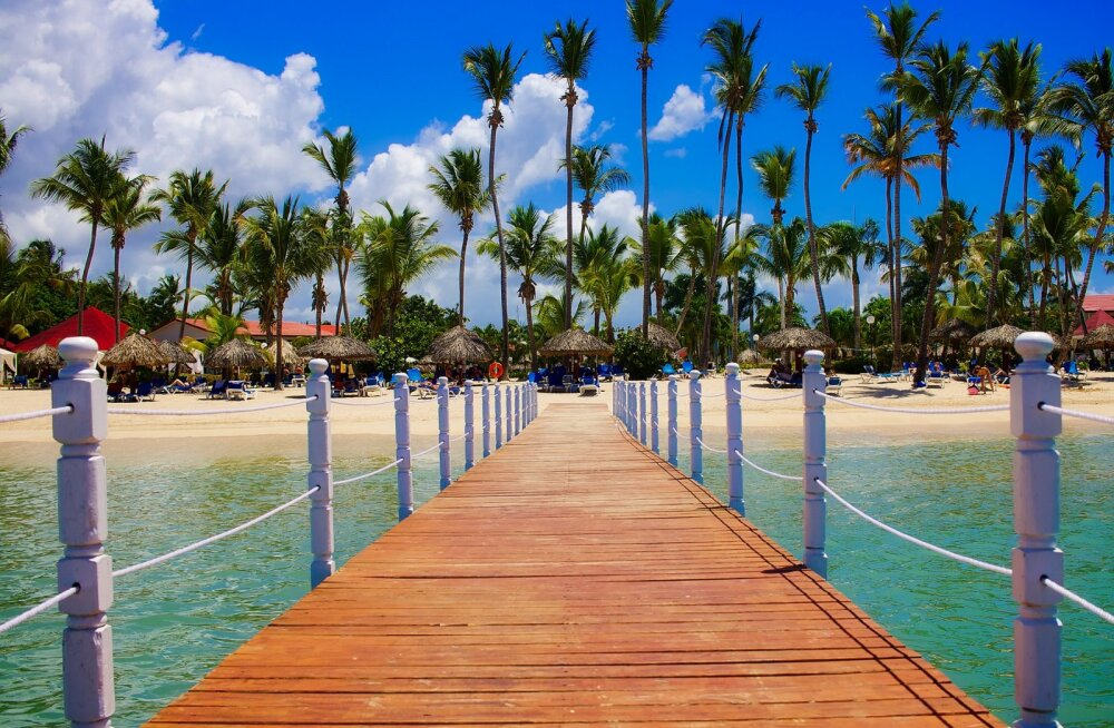 Ideaalne koht, kus talvel puhata! Edasi-tagasi otselennud Dominikaani Vabariiki alates 254 eurost