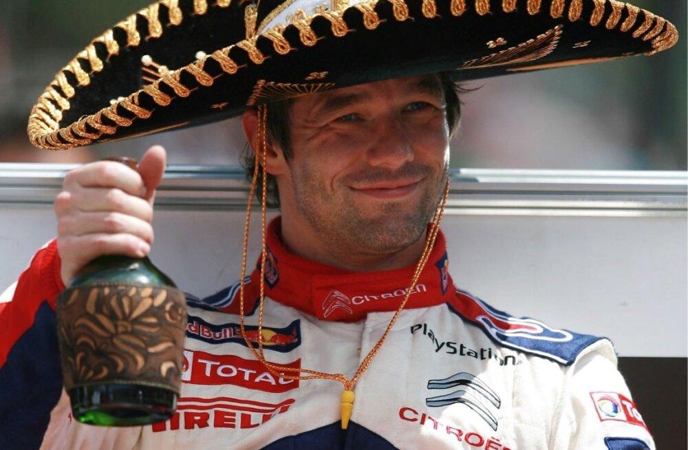 Mexico Rally