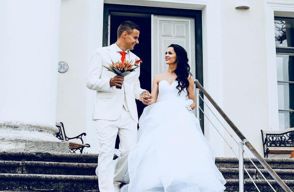 """Palju õnne! """"Naabrist parem"""" võitjad Jana ja Siim-Sten sõudsid abieluranda"""