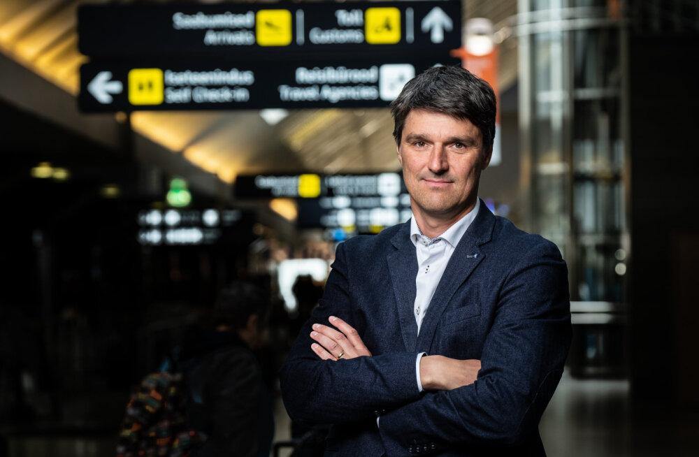 Таллиннский аэропорт: о кризисе, пользе от Nordica и инвестициях в размере 35,6 млн евро