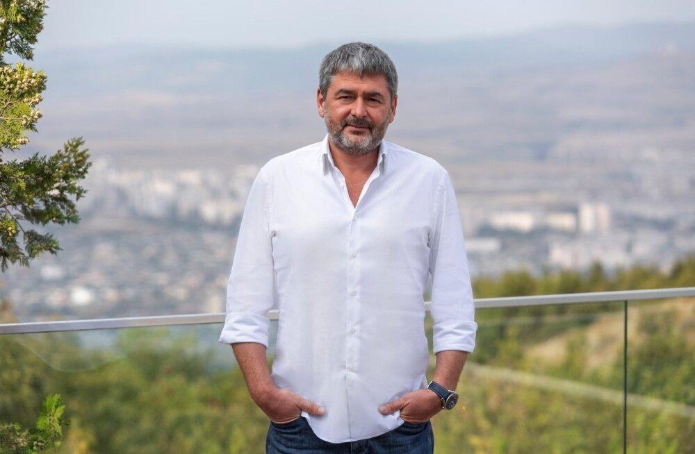 Олег Осиновский о бизнесе в Грузии: сначала у нас были проблемы, но потом приехала Настя, и в эстонских инвесторов поверили