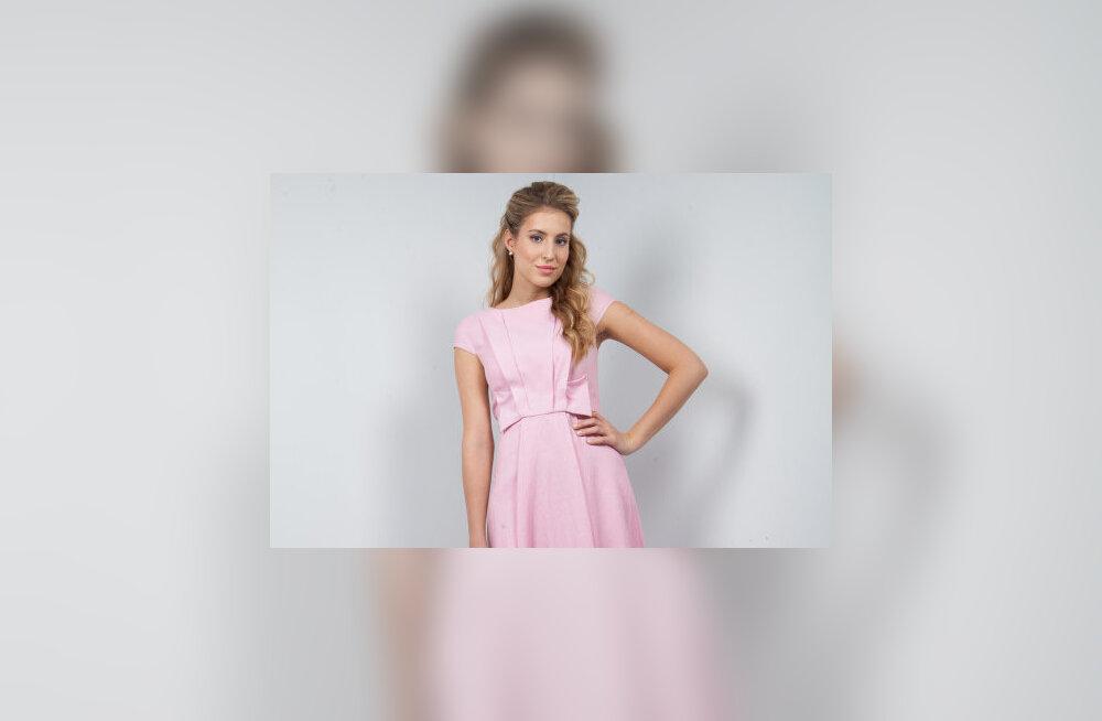 b61b80c2fac Tallinn Dollsi tütarlapselikult pastelne kleit on pulmakülalisele tark,  tagasihoidlik ja kaunis valik!
