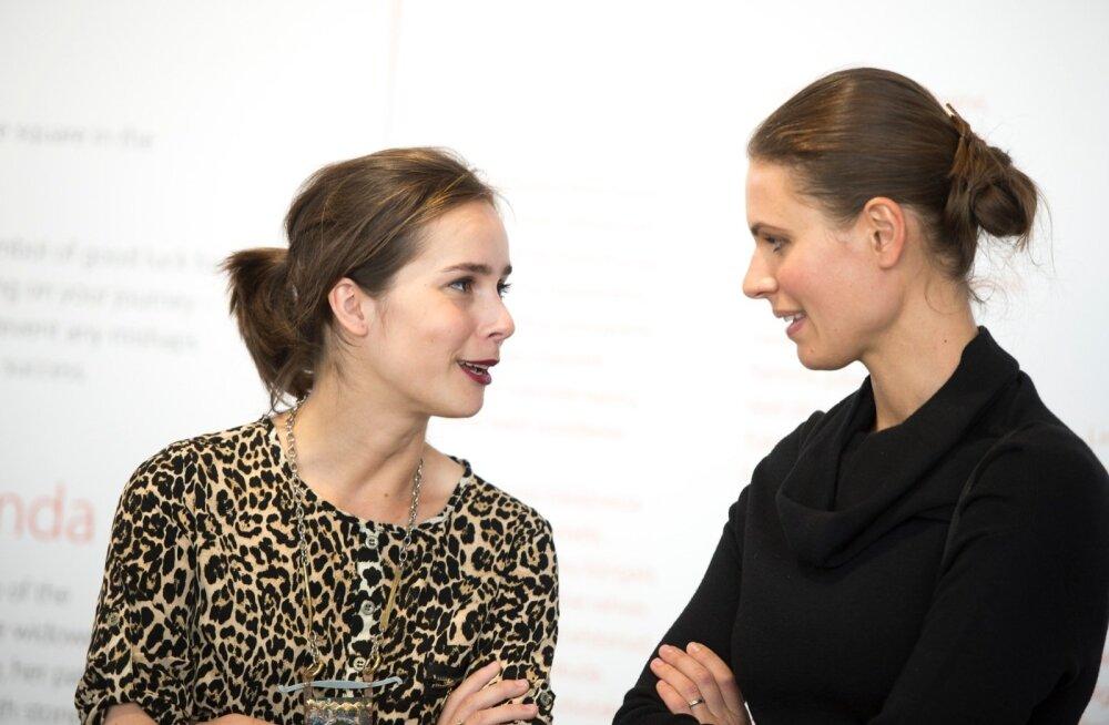 """Üheotsapilet"" TV3 - Klaudia Tiitsmaa ja Britta Soll"