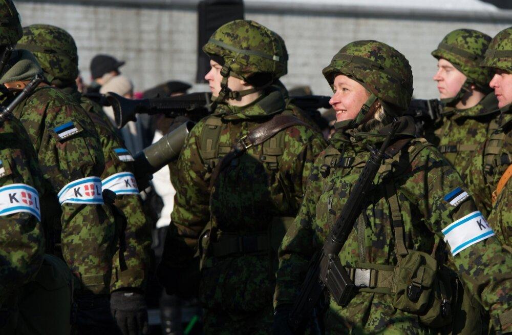 Eesti Vabariigi aastapäeva paraad