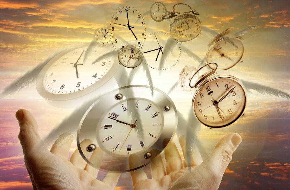 Oleme loonud aja, mille krooniline probleem on ajapuudus
