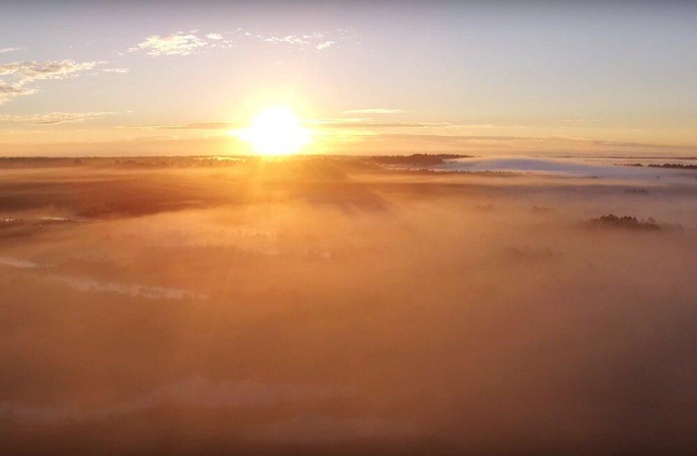 """Rändaja avaldas Eestimaa loodusest imekauni muusikavideo """"Kolmainsus"""""""