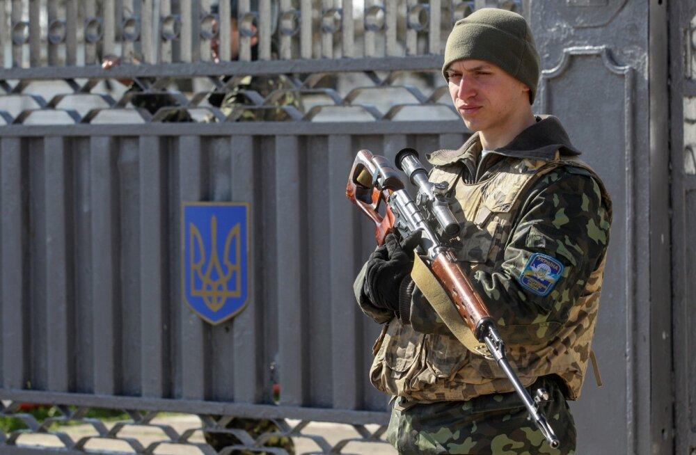 """SBU teatas """"vabariigi"""" loomise nurjamisest Ukraina Mõkolajivi oblastis"""