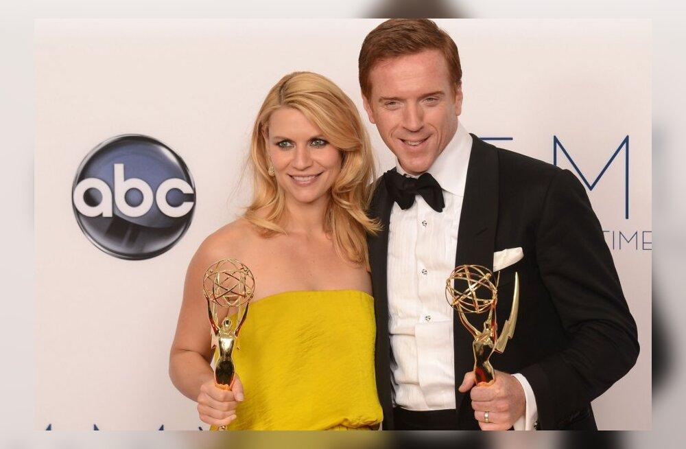 Emmy 2012 võitjad selgunud! Kas oled rahul?