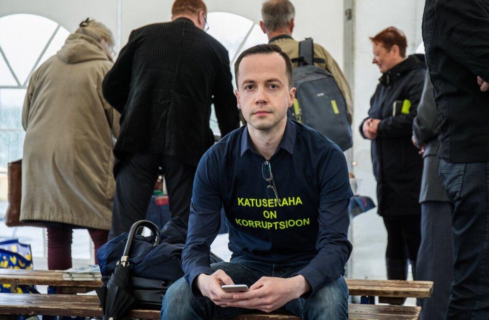 Миксера просят запретить въезд в Эстонию двум российским судьям и одному сотруднику ФСБ