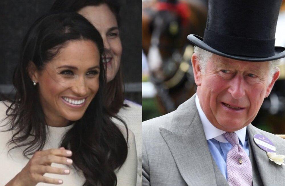 Kallis lõbu! Sussexi hertsoginna Meghan on prints Charlesi rahakotti kõvasti kergendanud