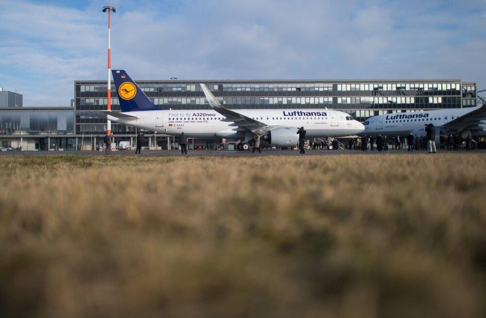 СКР проверяет смерть девочки в самолете Lufthansa