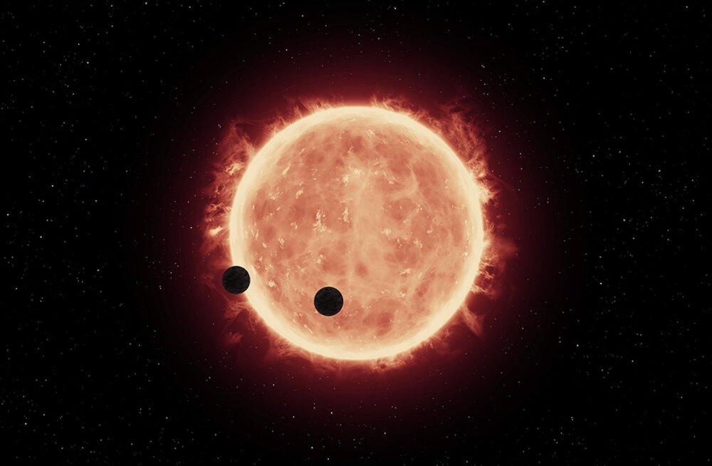 Astrofüüsikud leidsid veel ühe hea põhjuse, miks me pole maavälist elu leidnud