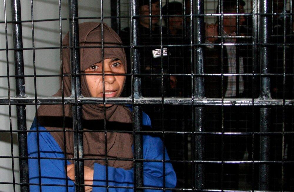 Jordaania poos vastuseks oma piloodi tapmisele üles kaks terrorismis süüdi mõistetud iraaklast