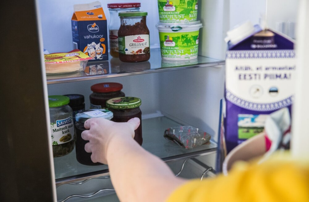 Toit külmkapis