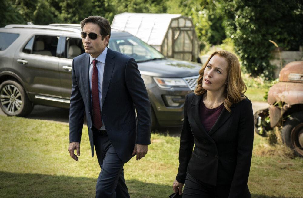 Mulder ja Scully