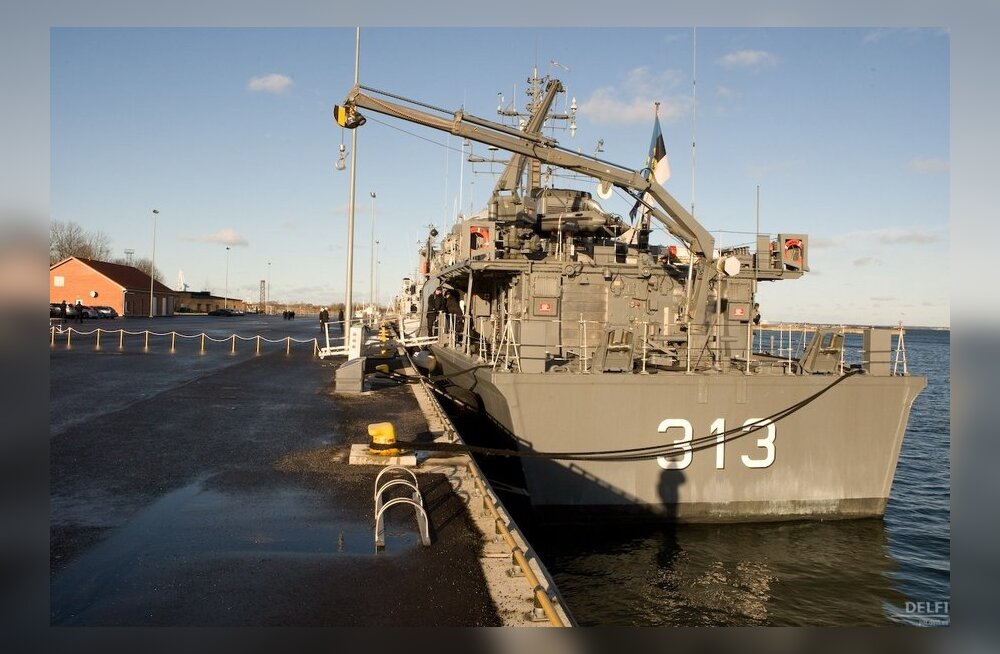 Mereväe tuukrid osalevad Leedus miinitõrjeoperatsioonil Open Spirit
