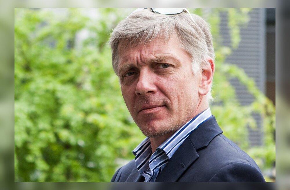 Таранд: партийное рабство — всеобщее явление эстонской политики