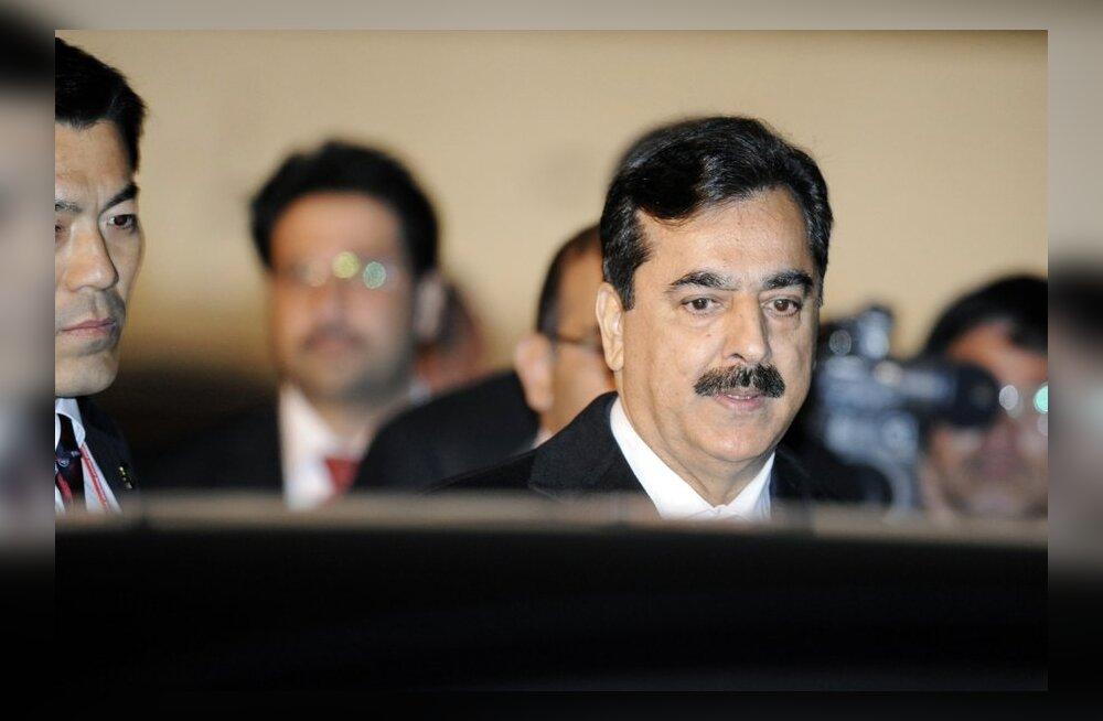 Pakistani ülemkohus mõistis peaministri süüdi kohtu solvamises