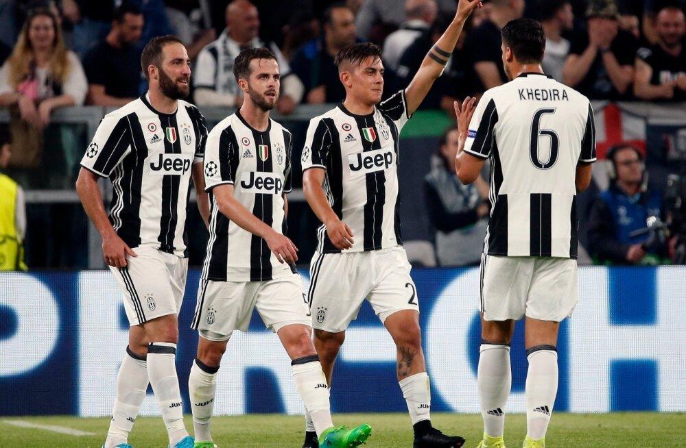 Juventuse jalgpallurid