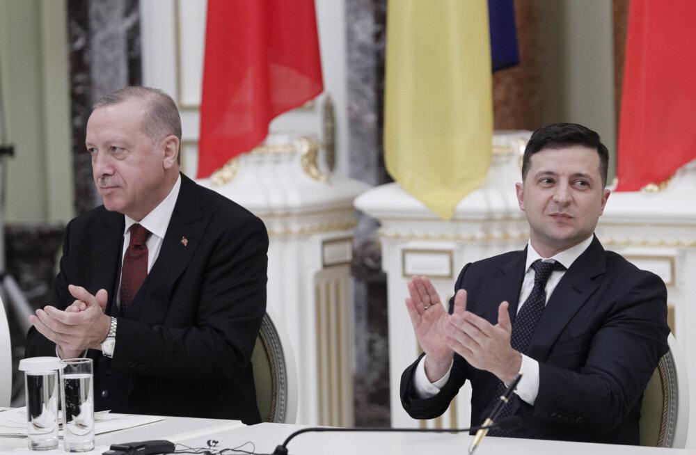 Эрдоган заявил, что Турция не признает незаконную аннексию Крыма