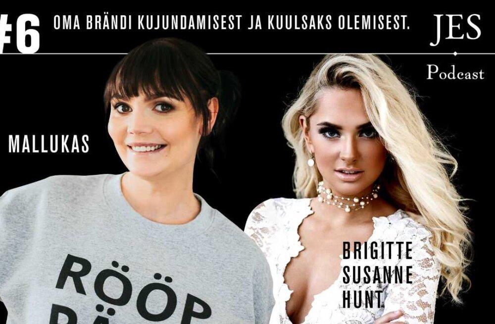 Jesper Parve tulistab nüüd Naistekas otse ja ausalt! Kuula Jesperi esimest <em>podcast</em>i Malluka Ja Brigitte Susannega!