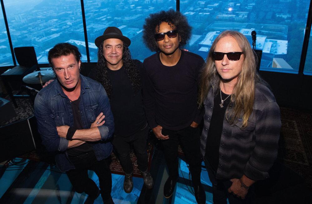 Rokisõber, rõõmusta! Alice in Chains esineb järgmisel suvel Tallinnas