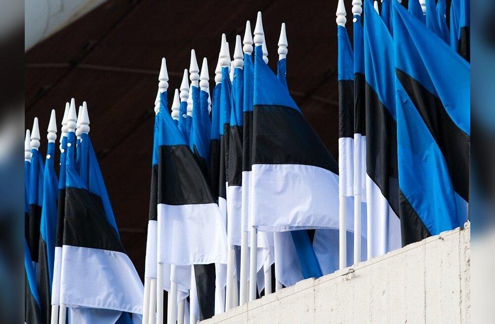 Uuring: Eesti jääb euroraha kasutamisel Lätile ja Leedule alla