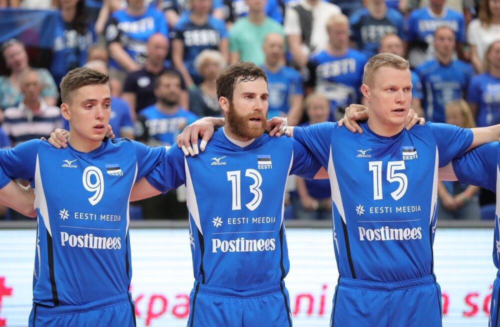 ÜLEVAADE | Välisliigades paneb end taas proovile suur hulk Eesti võrkpallureid