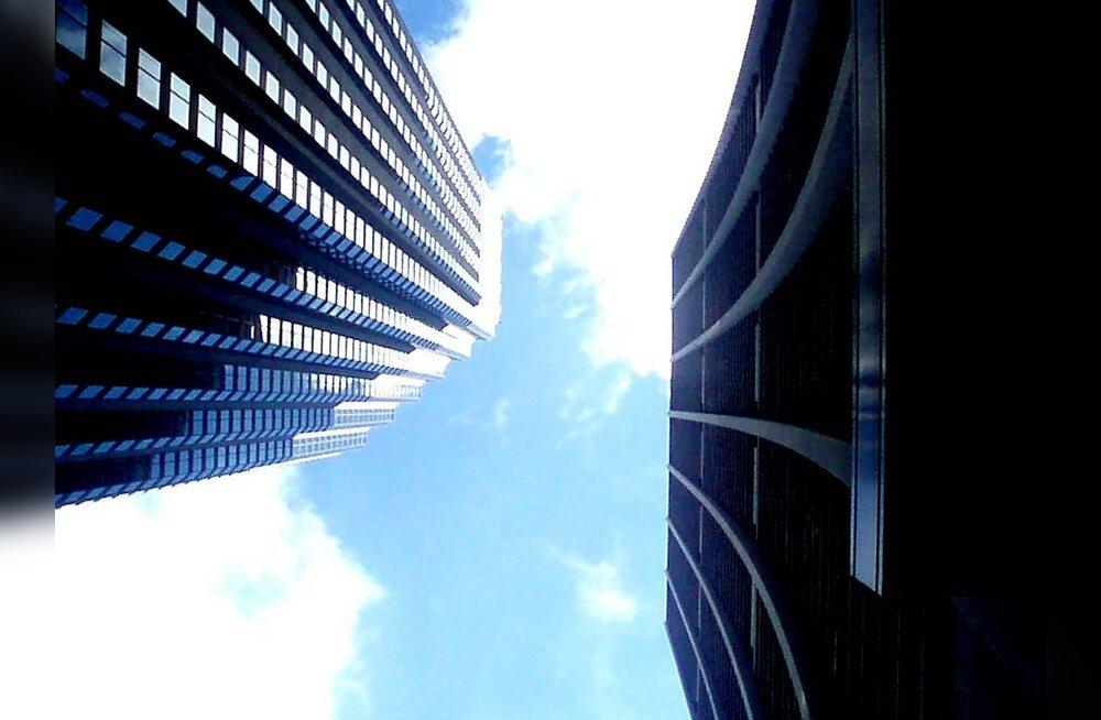 Krundi omanik Maakri tänava uue kõrghoonega ei kiirusta