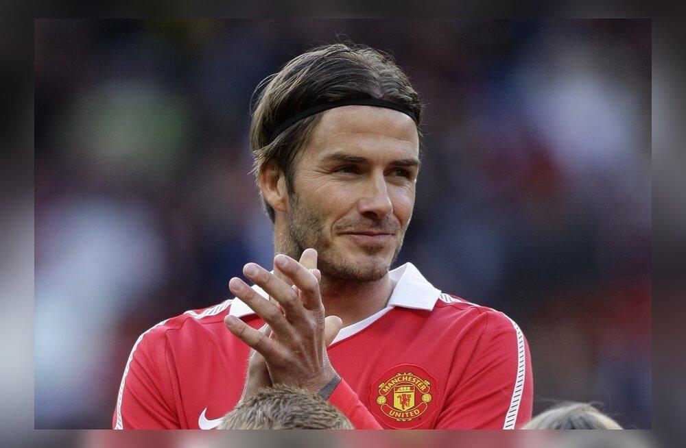 Vaata, millised on David Beckhami suurimad stiiliapsud!
