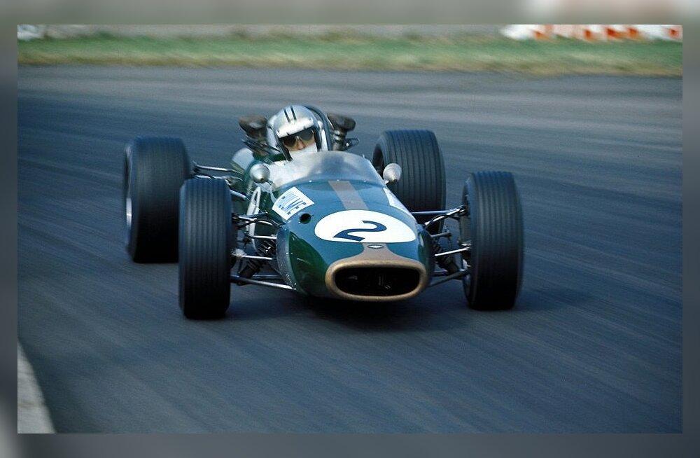 F1 aastal 1967: siis kui Denny Hulme võttis võidu oma tiimipealiku nina eest