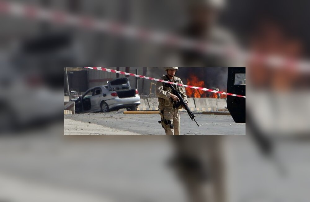 Kabulis lasti õhku Itaalia konvoi, 6 sõdurit hukkus