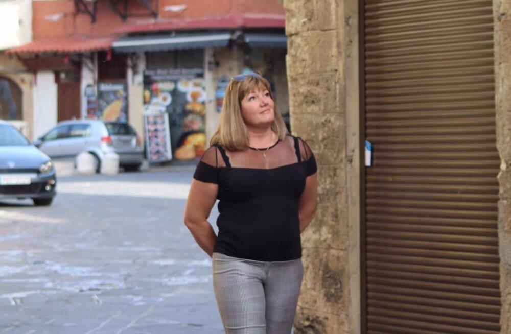 Эстонка на Родосе: мне страшно подумать, что будет дальше