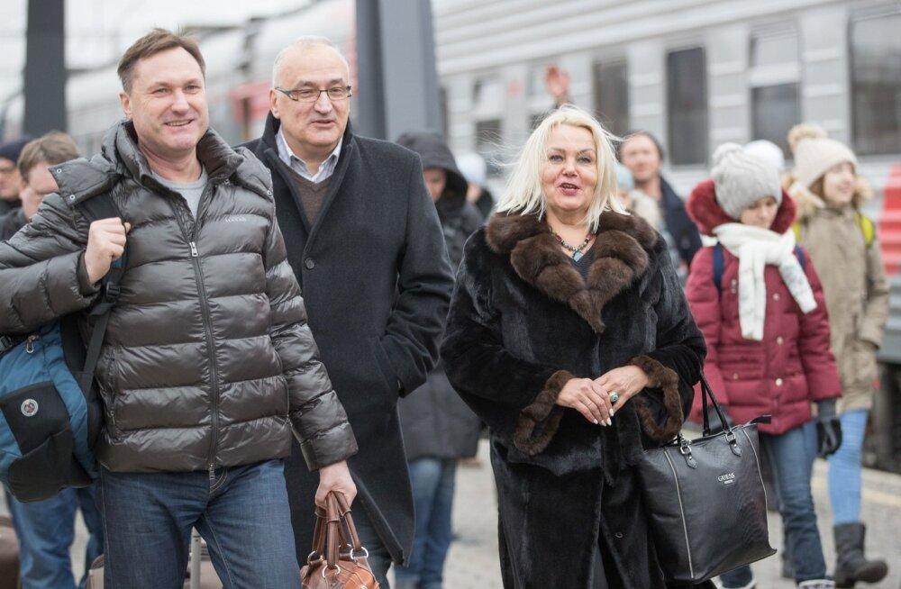 Kaduvate Soome turistide asemele tuleb sama palju Vene turiste