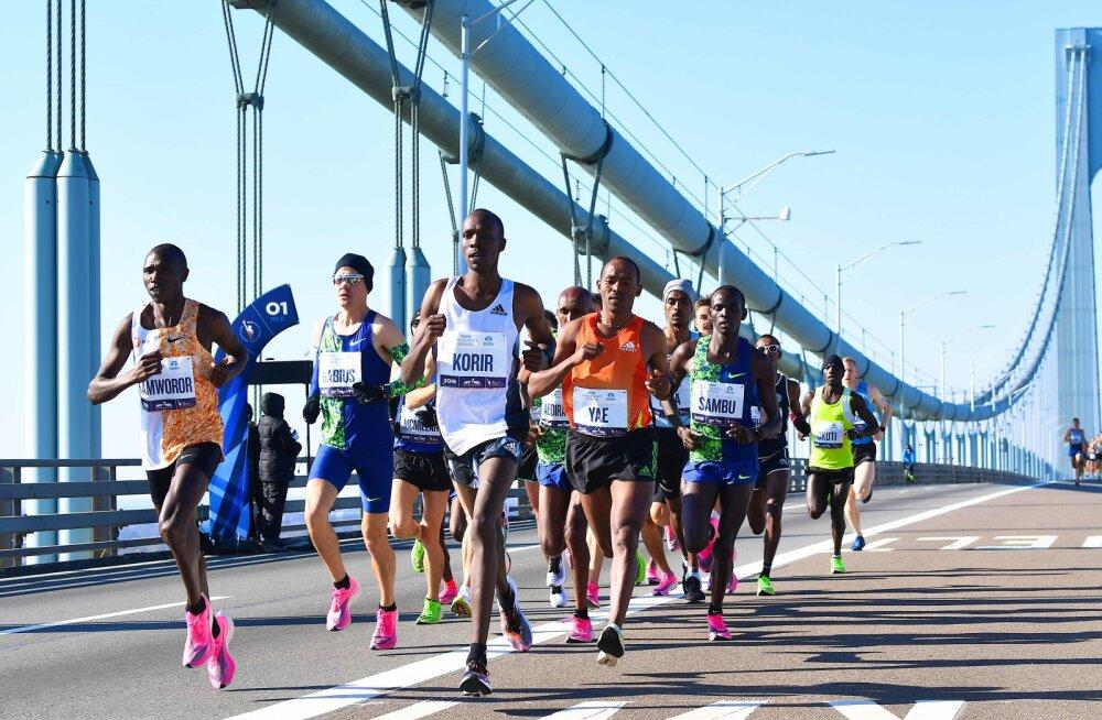 New Yorgi maraton