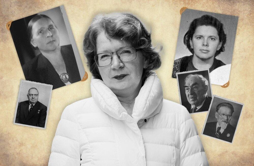 Единственная в Эстонии династия политиков-женщин: нерассказанная история Яны Тоом