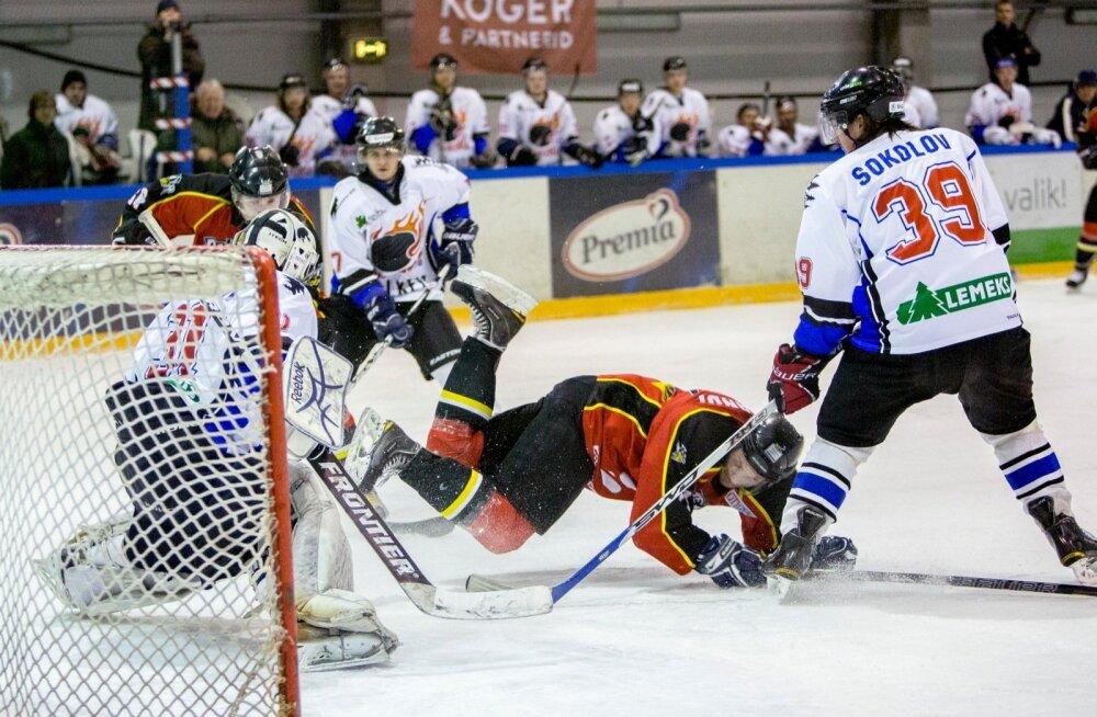HC Panter/Purikad ja Viiking Sport EMV Jäähokis