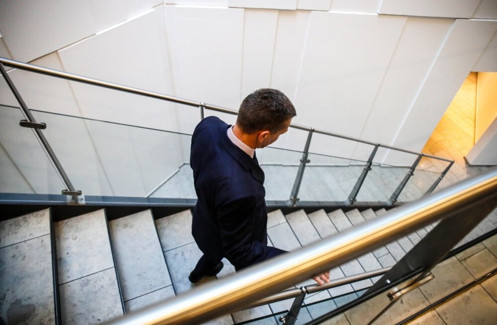 Danske panga pressikonverents lõppes